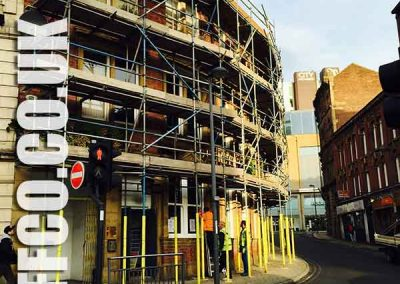 Commercial scaffolding Morley by Scaff-co Scaffolding Services