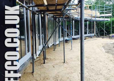 Emergency scaffolding Leeds by Scaff-co Scaffolding Services