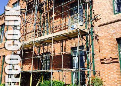 Emergency scaffolding Wakefield by Scaff-co Scaffolding Services