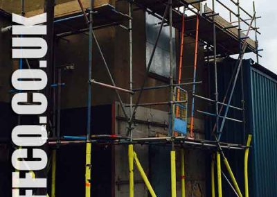 Hire scaffolding Huddersfield by Scaff-co Scaffolding Services