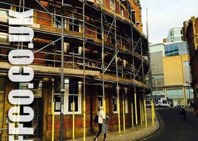 Hire scaffolding Wakefield by Scaff-co Scaffolding Services