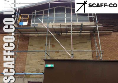 Look at scaffolding services Wakefield by Scaff-co Scaffolding Services