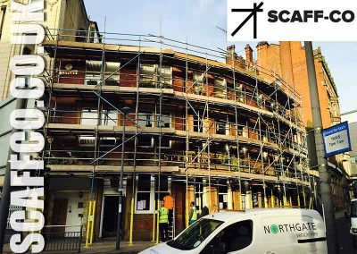 Scaffolding services Wakefield by Scaff-co Scaffolding Services