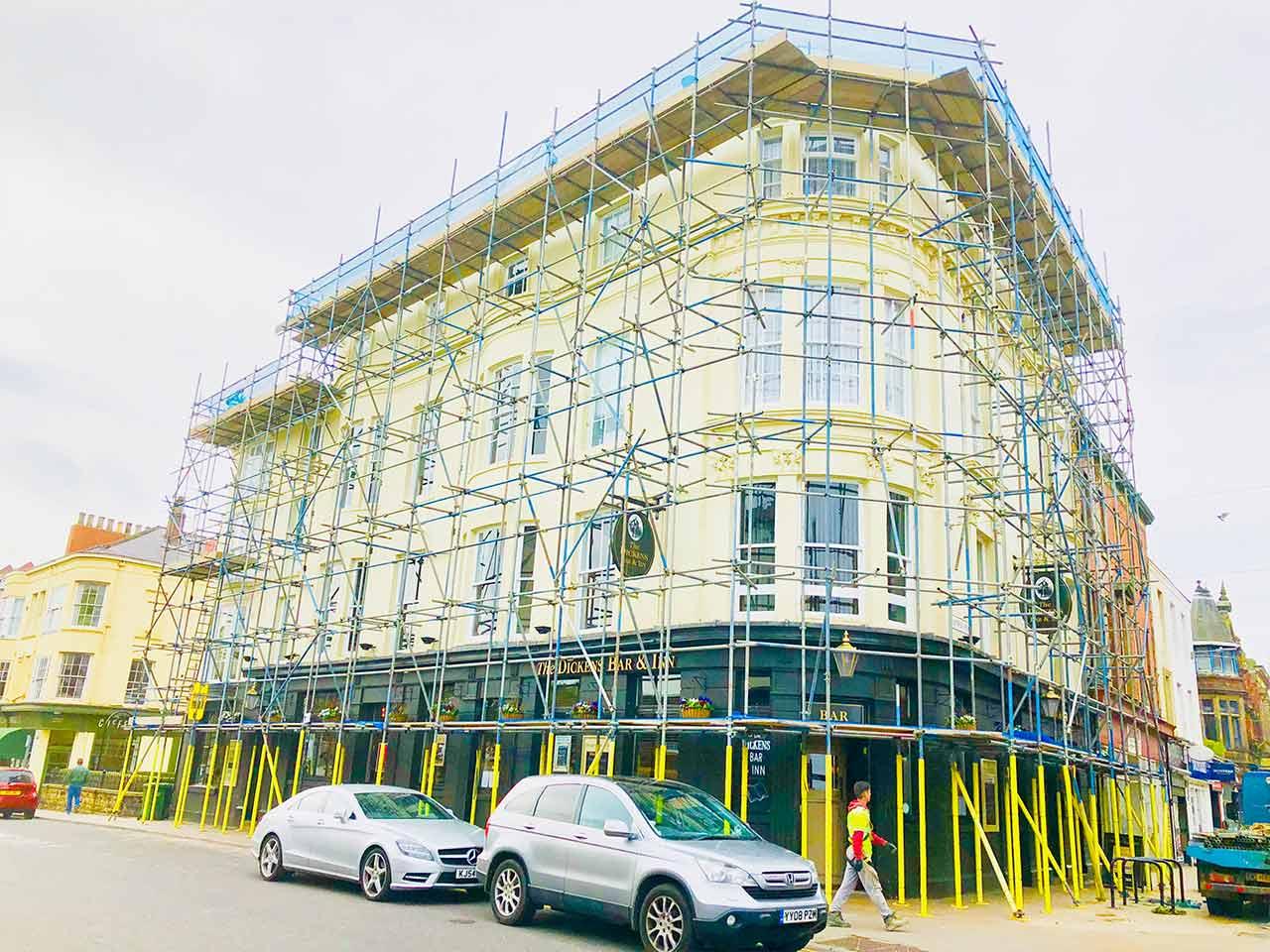 About scaffolfding Scaff-co UK Ltd