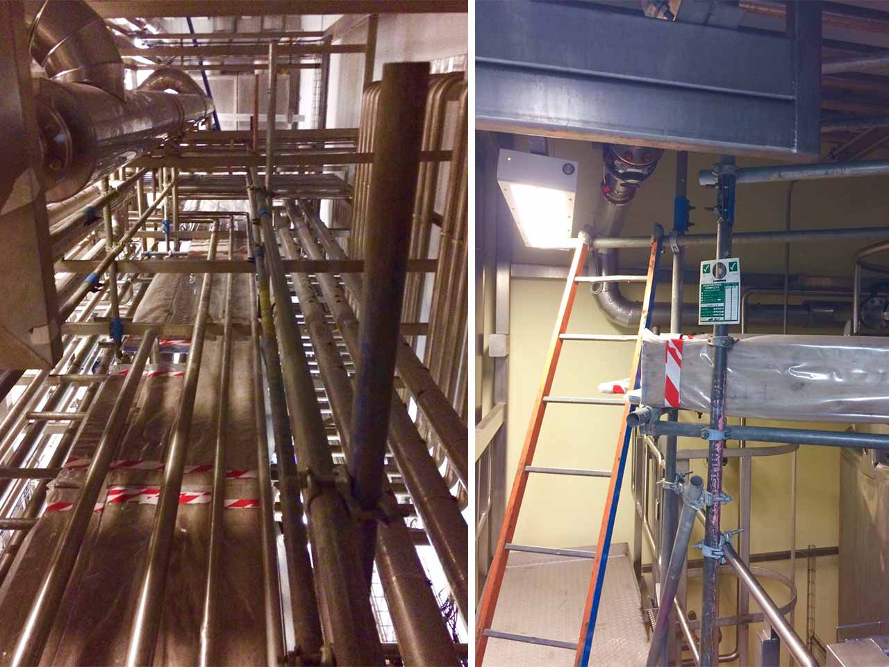 Industrial Maintenance and Repair Contracts SCAFF-CO UK LTD SCAFFOLDING
