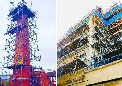 Scaffolding Specialist Bespoke Build & Special Design Projects